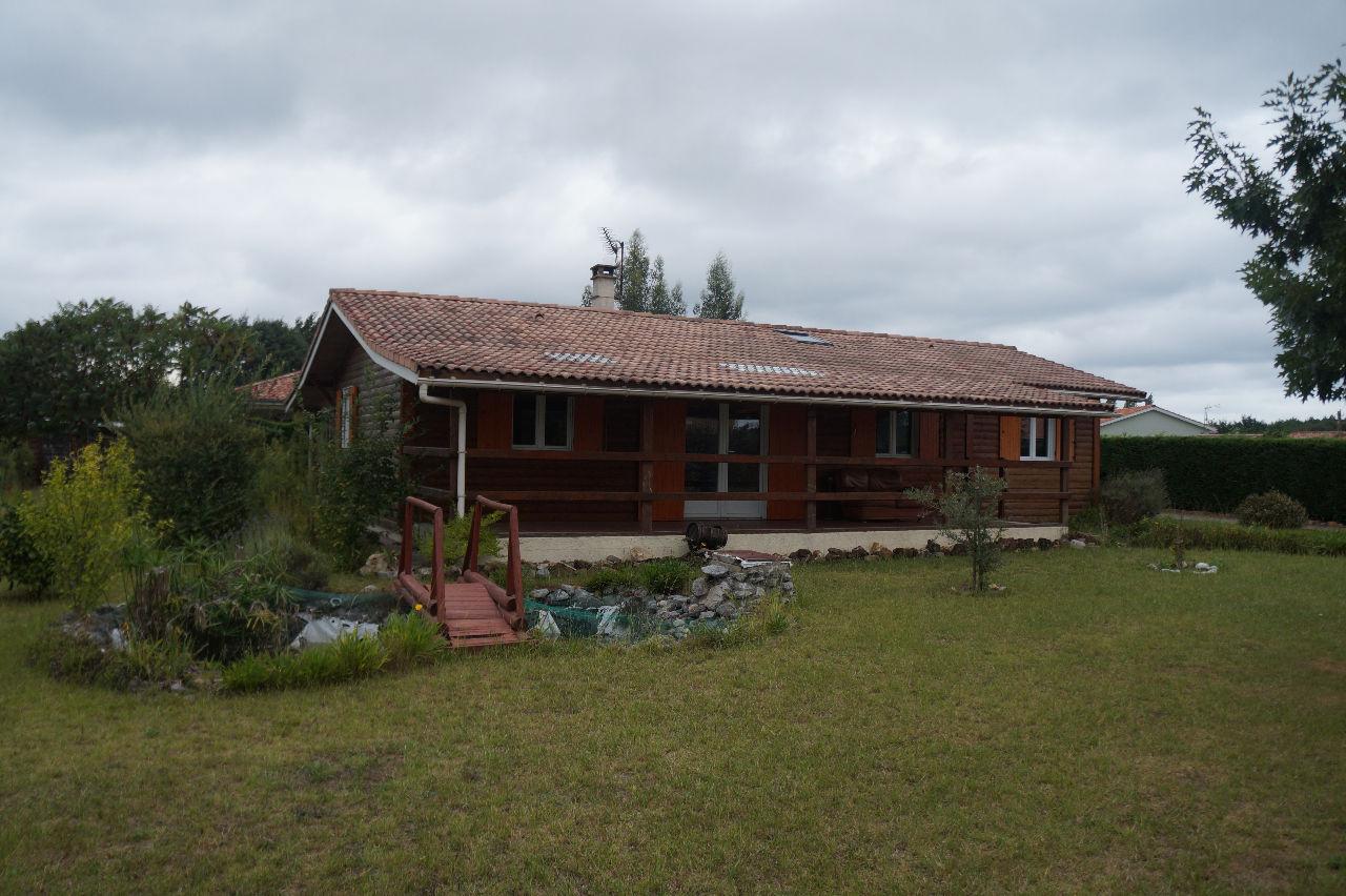 VENTE Maison Rion Des Landes